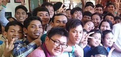 カンボジア技能実習生
